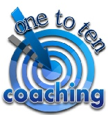 One To Ten Coaching - specialist business coaches in the UK